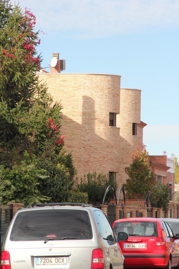 2 Viviendas unifamiliares en calle Río Miño, 51 A y 51 B. Superficie: 496,59 m2. Azuqueca de Henares. Guadalajara. 2004