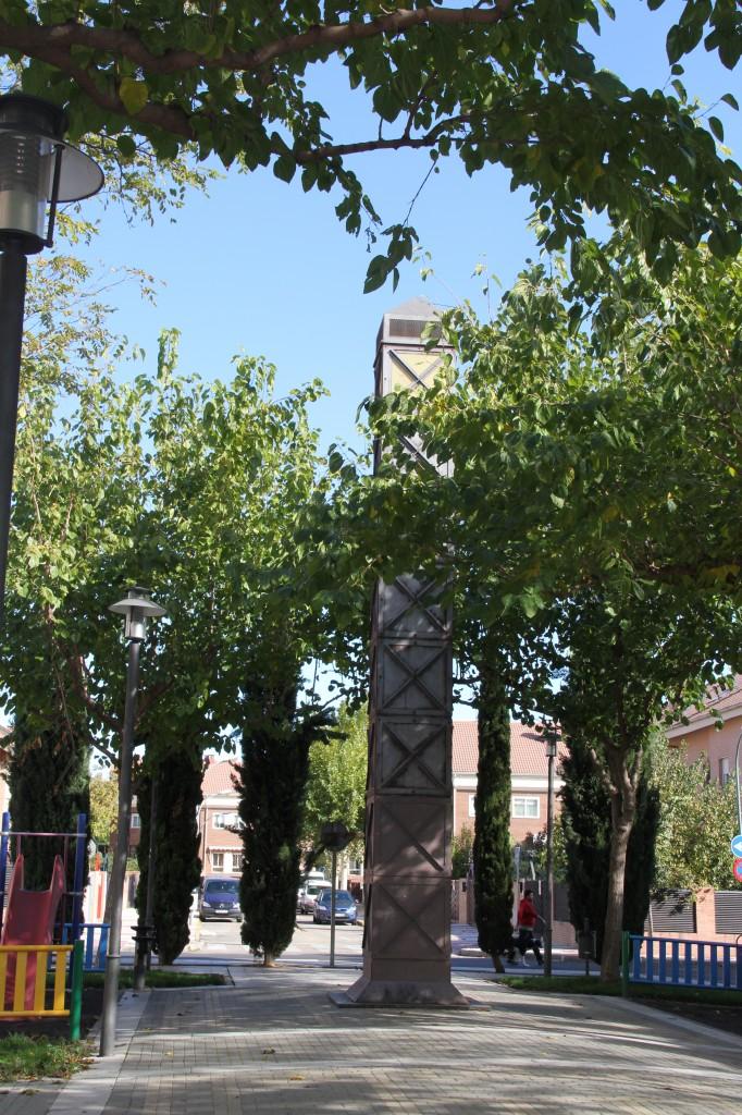 EL FARO. Bulevar de las Acacias. Fases I II y III. Superficie: 12.505 m2. Azuqueca de Henares. Guadalajara. 1.995-1.999