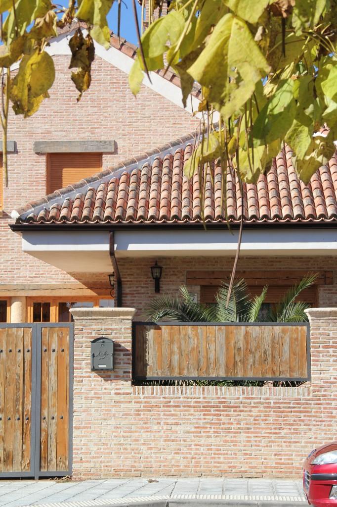 Vivienda unifamiliar en Calle Claudio Coello, 38. Superficie: 361,54 m2. Azuqueca de Henares. Guadalajara. 2003